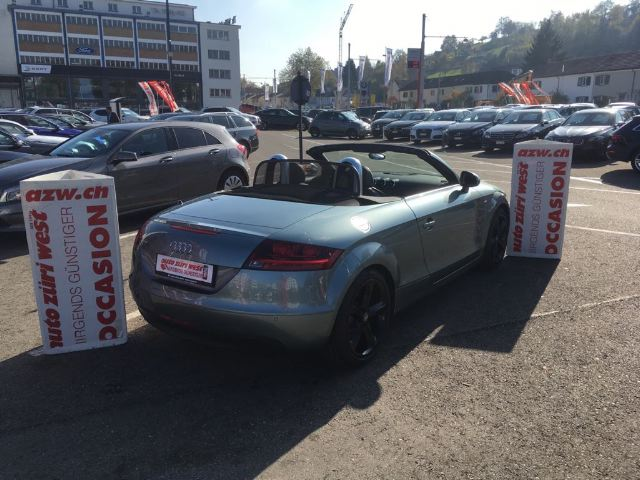 audi tt roadster cabriolet 2 0 tfsi s tronic automat 200ps. Black Bedroom Furniture Sets. Home Design Ideas