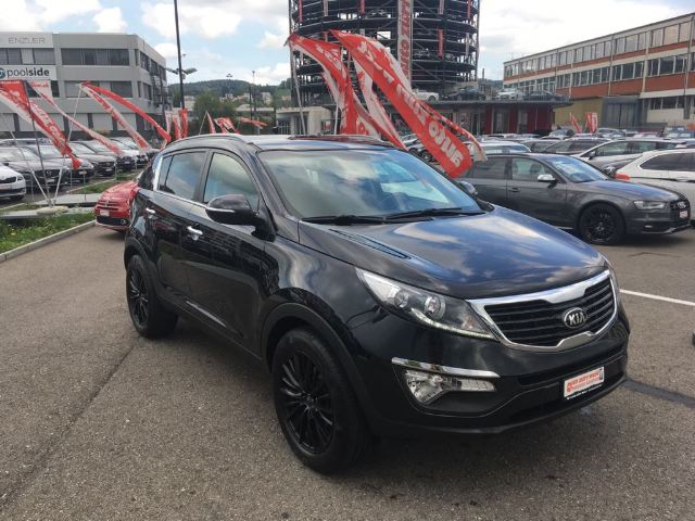 kia sportage 2 0 crdi trend 2wd turbodiesel von auto z ri west. Black Bedroom Furniture Sets. Home Design Ideas