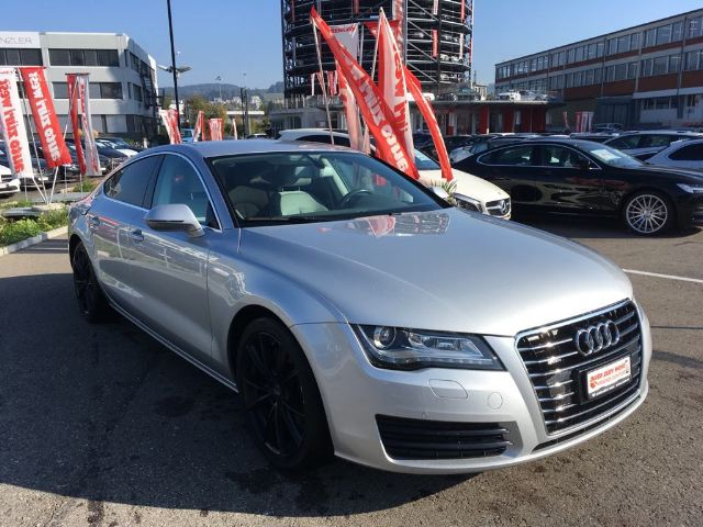 audi a7 sportback 3 0 tdi quattro s tronic aut turbodiesel. Black Bedroom Furniture Sets. Home Design Ideas
