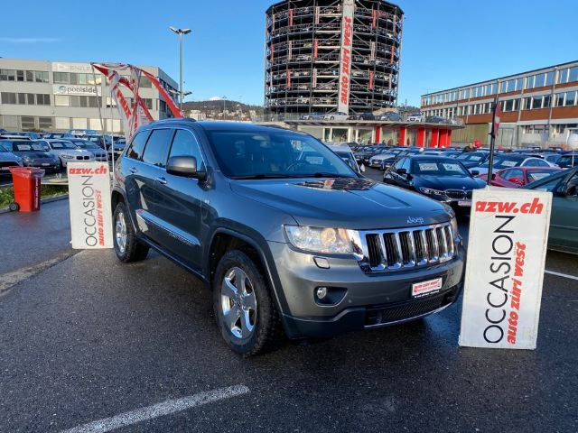 Used Jeep Grand Cherokee 3.6 Limited